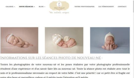 Photographe Newborn Posing Essonne
